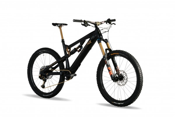 NOX HELIUM 5.9 ALL-MOUNTAIN PRO PHANTOM