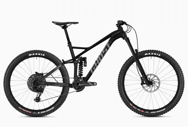 Ghost FRAMR 6.7 AL Uni jet black / urban gray 2020