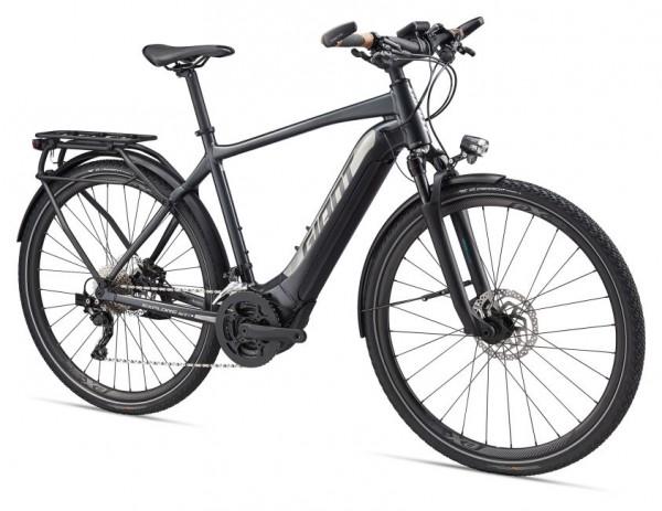 Giant Explore E+ 1 Pro GTS 25km/h Black 2020