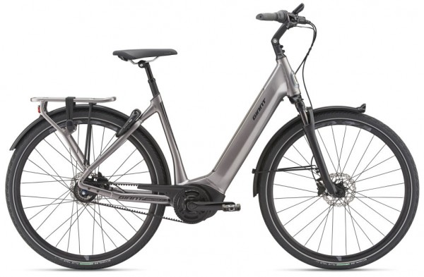 GIANT DailyTour E+ 1 BD LDS 25km/h Anthracite 2020