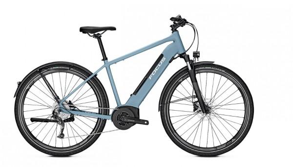 Focus Planet² 5.9 E-Bike Bosch POWERINTUBE 625 Wh in Blau