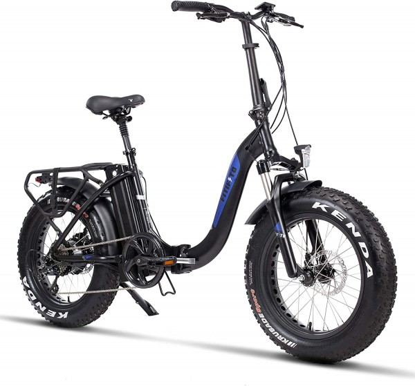 Fitifito FT20 Elektrofahrrad Faltrad Klapprad E-Bike Pedelec 48V 250W