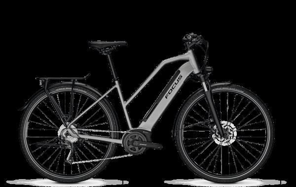 Focus PLANET² 5.9 Trapez Bosch 625WH - 2021 - Größe M Grey