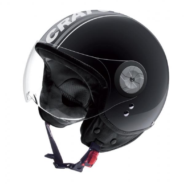 CRATONI MILANO Pedelec/ E-Bike - black-white glossy