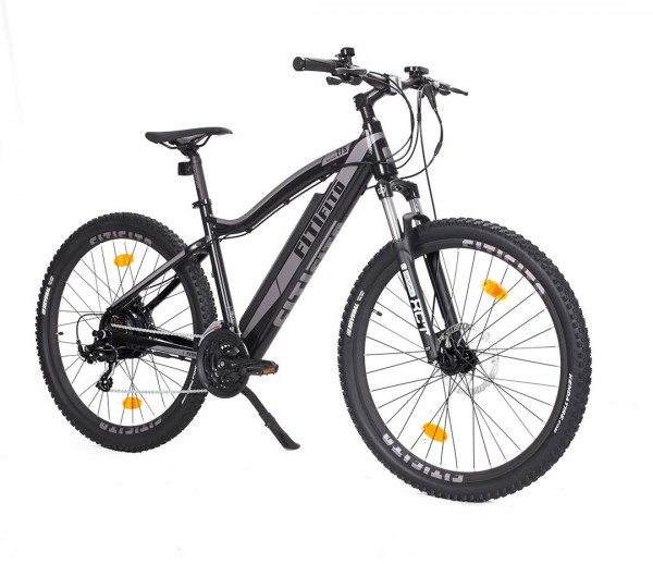 Fitifito MT27,5 Elektrofahrrad Mountainbike E-Bike Pedelec 36V 13Ah 468Wh LG /36V 14.5Ah 522W Samsun