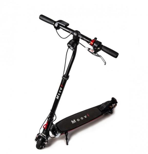 Moovi StVO – E-Scooter mit Straßenzulassung