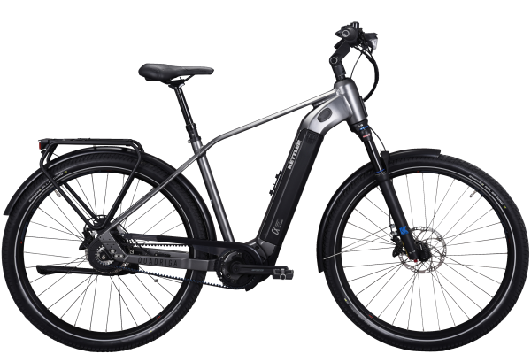 KETTLER E-Bike Alu-Rad Quadriga DUO CX E-TR 1000 Wh Herren E-Trekking & E-City 29 Zoll Diamant Nabe