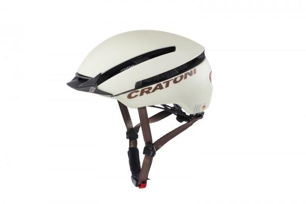 CRATONI C-LOOM Pedelec/ E-Bike - creme rubber
