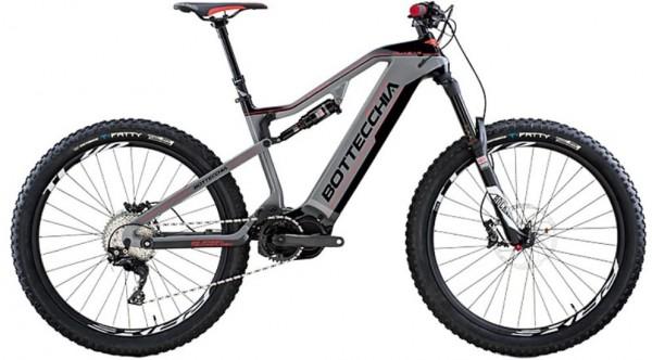 """E-Bike BOTTECCHIA """"BE80 Quasar"""" STEPS 11-Gang in 44cm und 48cm"""