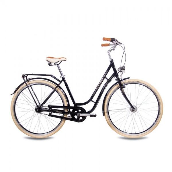 CHRISSON N LADY mit 7G SHIMANO NEXUS 28 Zoll Vintage Citybike Damenrad