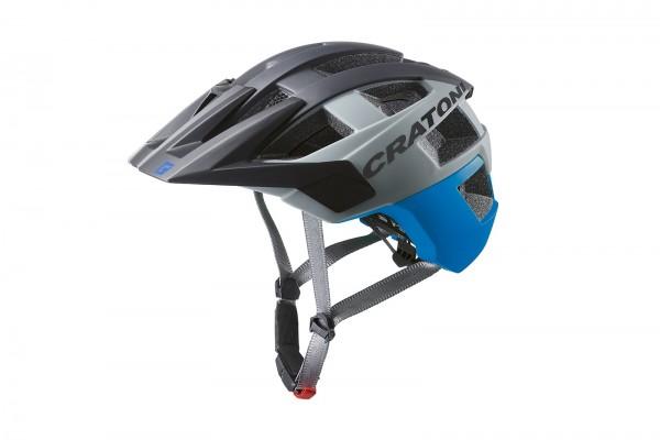 CRATONI ALLSET ALLMOUNTAIN / MTB - blue-black matt