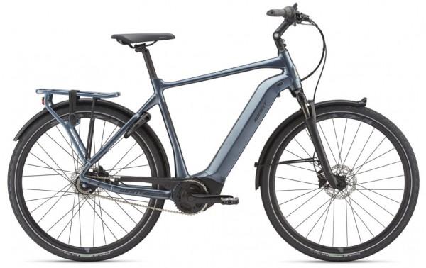 GIANT DailyTour E+ 2 GTS 2020 Steel Blue