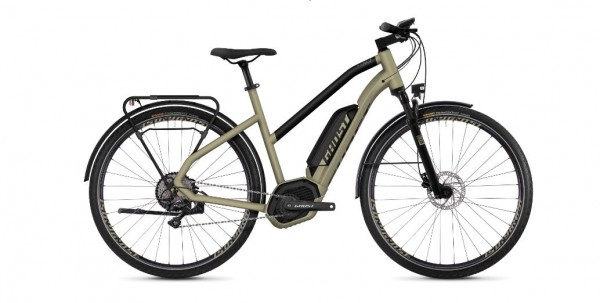GHOST HybRide Square Trekking B5.8 AL W 2019 Damen ANGEBOT ext gold / jet black