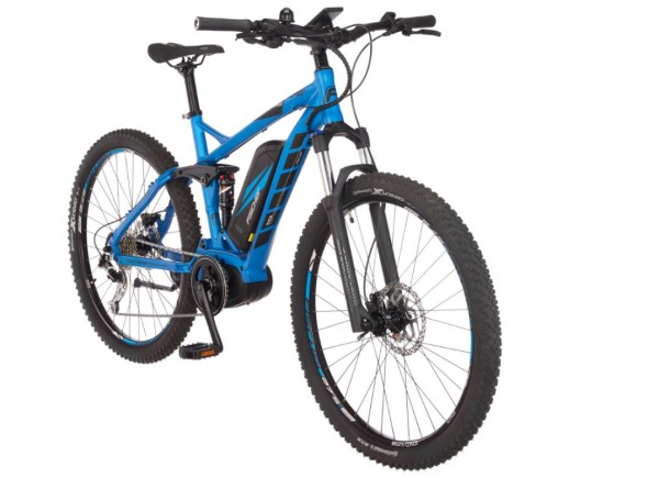 "FISCHER MTB Fully E-Bike 27,5"" EM 1862.1"