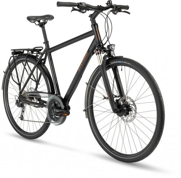 Stevens Bikes Savoie Gent 19 55 stealth black Trekking Herren