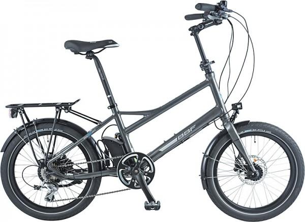 """BBF """"Dallas"""" ANSAMANN 10-Gang E-Bike - 20"""", RH 35 cm - 2020"""