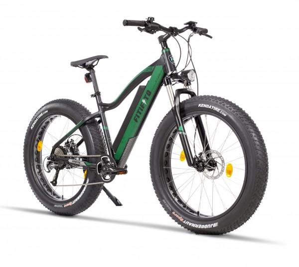 FITIFITO FT26 Elektrofahrrad Fatbike 48V 13Ah 624Wh