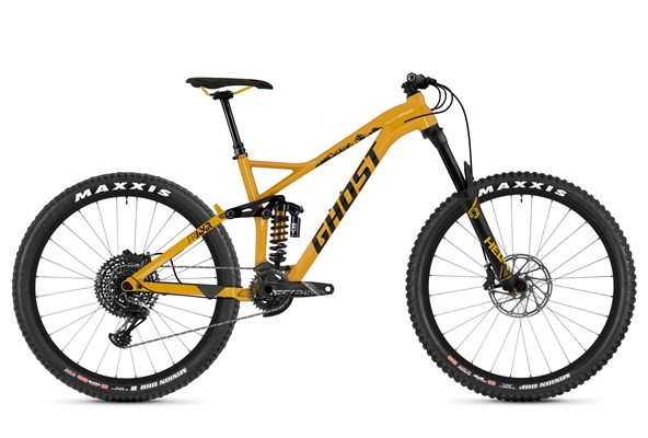GHOST FRAMR 8.7 AL 27.5 2019 MTB Fully