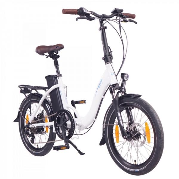 """NCM Paris, 20"""" E-Faltrad, E-Bike,Pedelec 36V 15Ah 540Wh"""