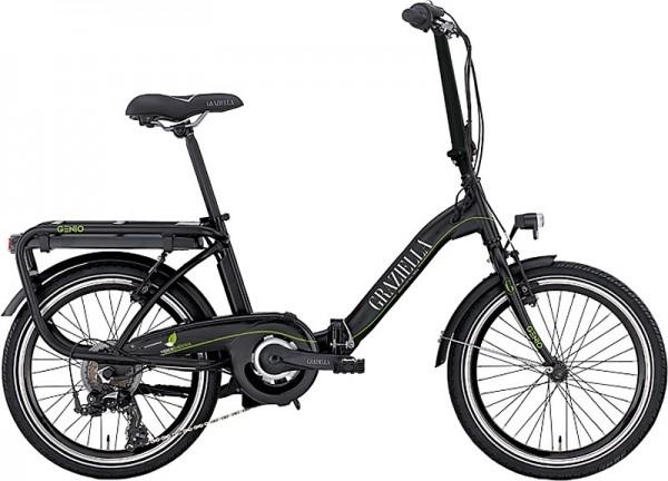 """E-Bike BOTTECCHIA """"BE05 Graziella"""" 7-Gang - 20"""", RH 35 cm"""