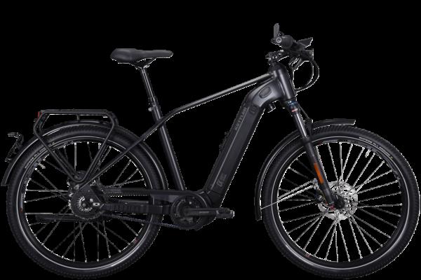 KETTLER E-Bike Alu-Rad Quadriga DUO CX SPEED 1000 Wh Herren E-Trekking & E-City 29 Zoll Diamant stu