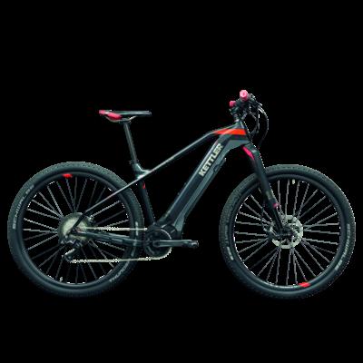 KETTLER E Scarpia SL 29 500 Wh 29 Zoll Hardtail 11 Gang 2018 graphite, matt - Größe cm
