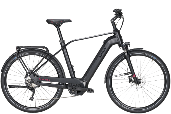 "KETTLER Alu-Rad Quadriga CX10 625 Wh E-Trekking 28 Zoll - 10 Gang - Größe 47 cm ""Nur 1 auf Lager""!"