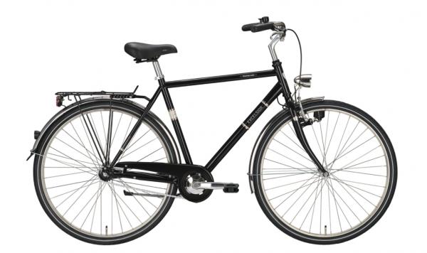 "EXCELSIOR Cityrad ""Touring Niro"" Mod.20 Herren 28"", black, 1-Gang RBN - RH 55 cm"