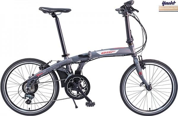 """BBF """"Monaco"""" Ansmann 20Zoll E-Bike - 20 Gang"""", RH 30 cm - 2021"""