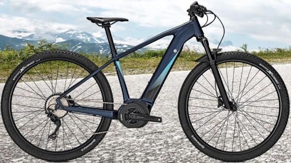 Focus Jarifa² Active Plus 29er 500Wh Bosch Elektro Fahrrad 2018 Blau