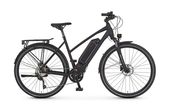 "E-Bike BBF ""Cordoba 1.2 Active"" BOSCH Damen 9-Gang 27,5"" 43 cm"