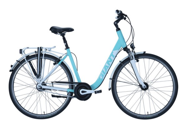 Giant Tourer LDS Aquablue 2020