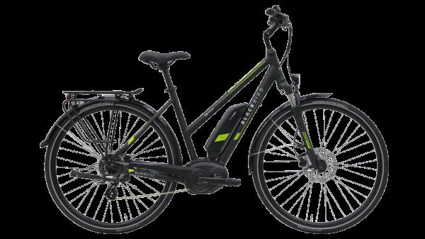 Kettler E-Bike Blackbird T8 Performance 500 Wh Damen 28 Zoll, Größe 45 cm