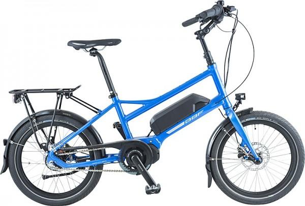 "E-Bike BBF ""Dallas"" STePS Uni 8-Gang - 20"", RH 35 cm"