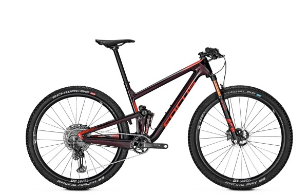 GIANT Stance E+ 2 Power 25km/h Red 2020