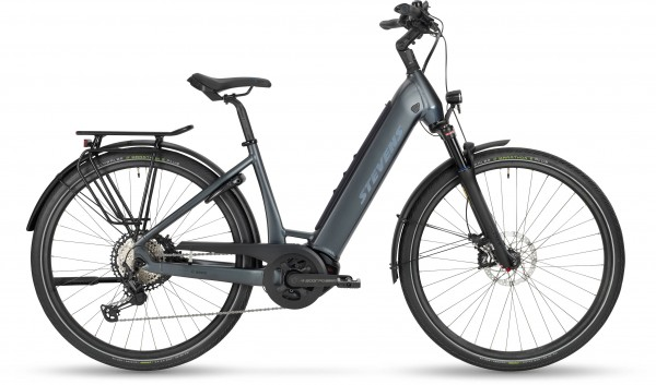 Stevens E-Triton Plus Forma 2021 Slate Grey
