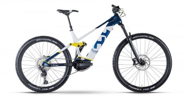"Husqvarna Mountain Cross MC5 29/27.5""x52cm 11S Deore 21 S-EP8-i630 blue/white/yellow 2021 / Neu"