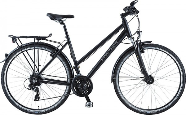 "Trekkingrad PANTHER ""Coro"" Damen 24-Gang ND 28"""
