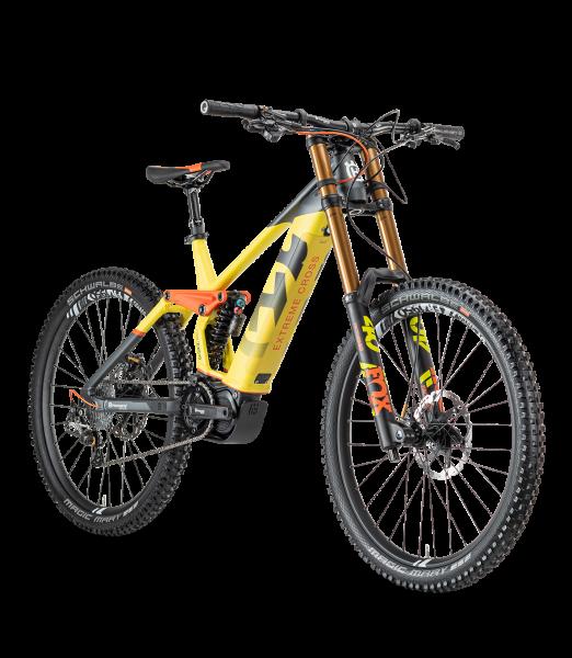 Husqvarna E-MTB 27,5 + Extreme Cross 10 Modelljahr 2020