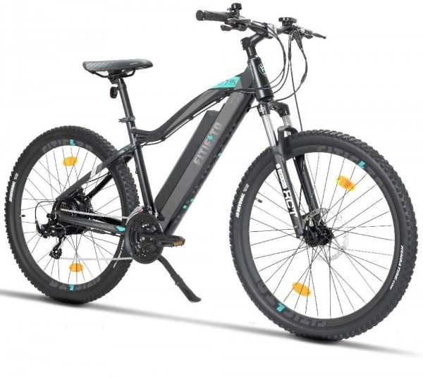 Fitifito MT27,5 Plus-48V Elektrofahrrad Mountainbike E-Bike Pedelec 48V 13Ah 624W 14.5Ah