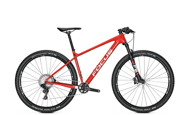 "Focus MTB RAVEN 8.8, 29"" Red"