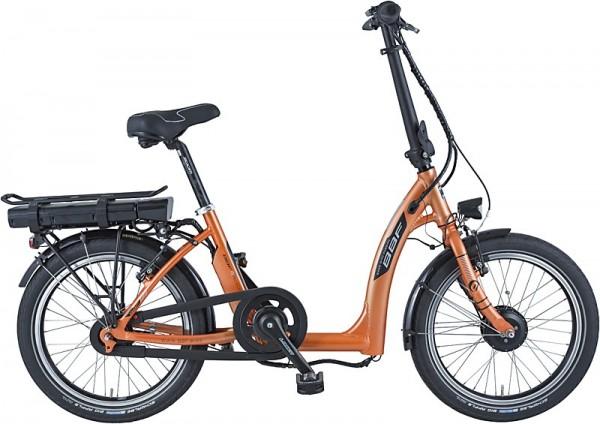 "E-Bike BBF ""Denver"" Ansmann Damen 7-Gang - 20"", RH 40 cm"
