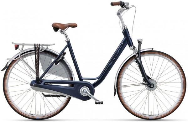 Batavus Monaco Damen City Bike Nexus 7 Gang blue matt - Größe 53cm