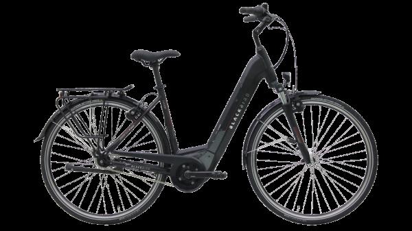 Kettler E-Bike Blackbird EVO C7F 500 Wh Unisexfahrrad E-City 28 Zoll Wave 7 Gang grey matt