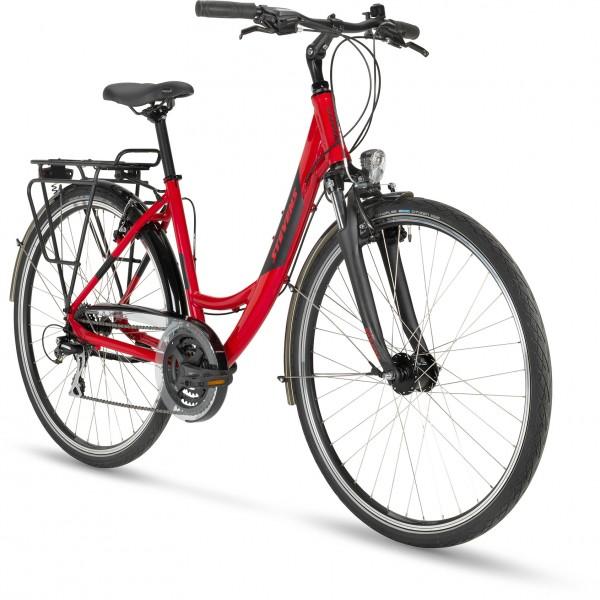 Stevens Bikes Albis Forma 19 46 deep red Trekking unisex