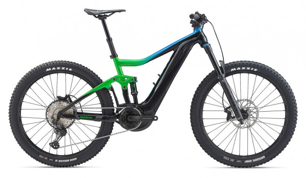 GIANT Trance E+ 2 Pro 2020 Green in Gr. M, LETZTE BIKE!!!
