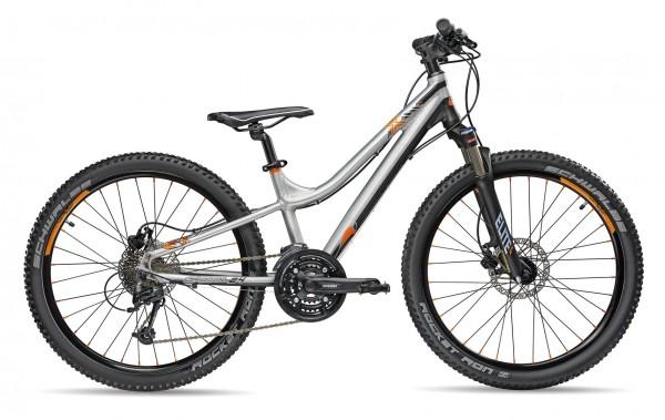 S'COOL troX elite 24 27-S schwarz/orange