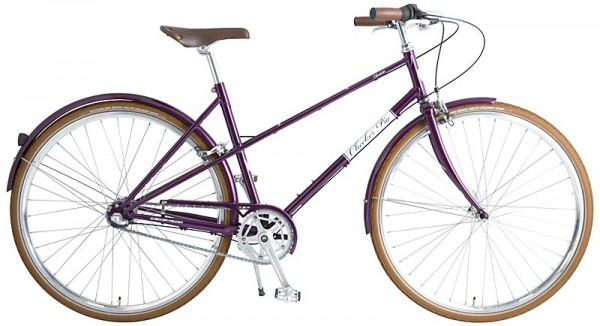 "CHECKER PIG ""Charlotte"" 3-Gang - 28"", Retrobike - RH 50 cm"