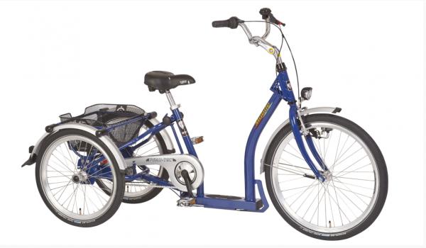 """PFAU-TEC Shoppingrad """"Mobile"""" Mod. 20 - Unisex, blau, 34cm"""