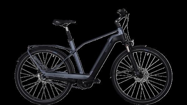 KETTLER E-Bike Alu Rad Quadriga Comp 5 Belt FL/DISC 500 Wh Herrenfahrrad E-Trekking Gr.60cm